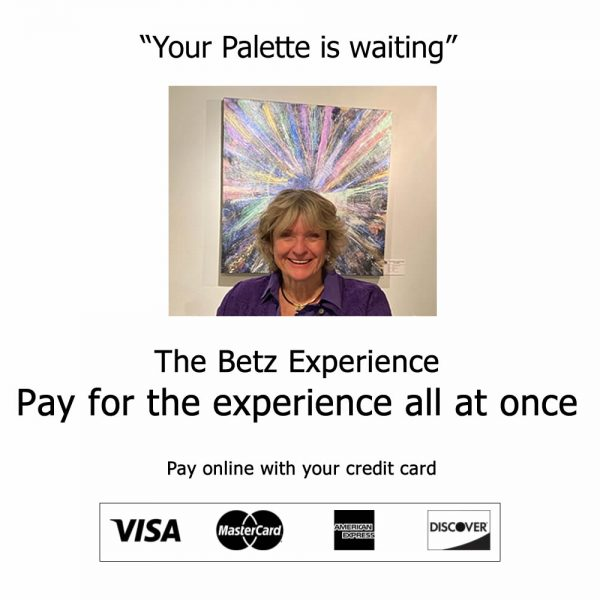 The Betz Experience Full Payment