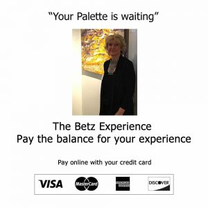 The Betz Experience Pay The Balance